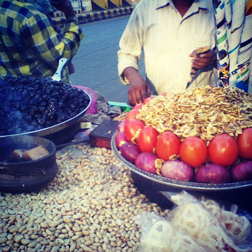 Vegetarian Street Foods from India